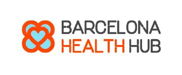 Barcelona Health Hub logo